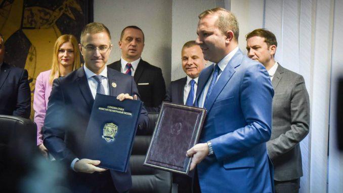 Sporazumi Srbije i Severne Makedonije o suzbijanju krijumčarenja ljudi i novom graničnom prelazu 3