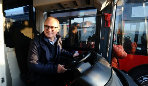 Vesić: Od danas na ulicama prestonice 174 nova autobusa 13