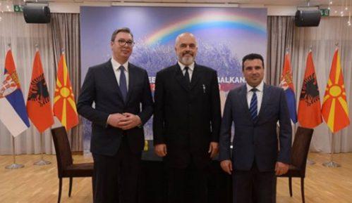 Vučić: Krajem januara u Beogradu istorijski sastanak mini Šengena 12