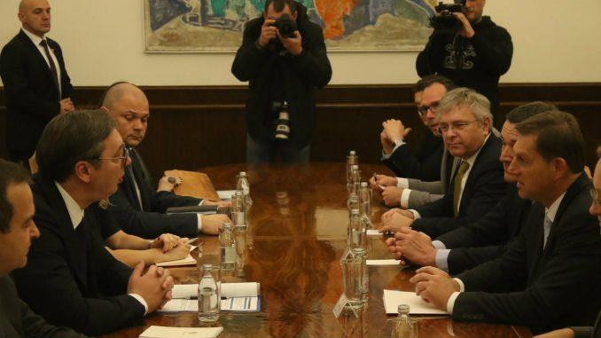 Vučić: Slovenija posebno važan ekonomski partner Srbije 1