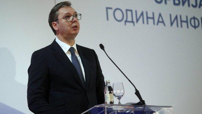 """Vučić odgovarajući na pitanje o Branku Stefanoviću optužio N1 da je """"prenosilac hajke"""" 4"""