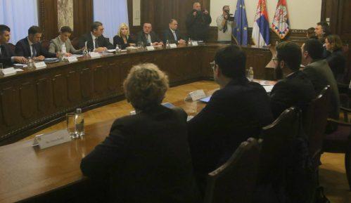 Vučić sa predstavnicima Svetske banke: Cilj rast od šest odsto 6