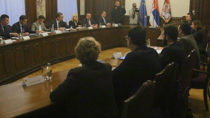 Vučić sa predstavnicima Svetske banke: Cilj rast od šest odsto 3
