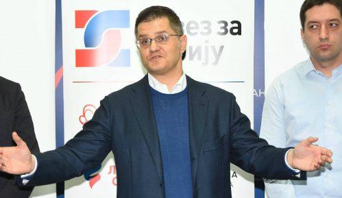 Jeremić: Savez za Srbiju neće preuzimati proteste 12