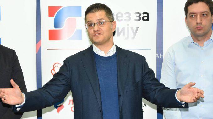 Jeremić: Savez za Srbiju neće preuzimati proteste 2