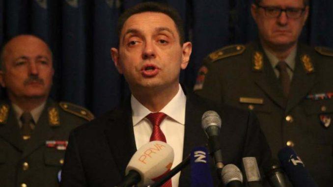 Vulin: Otkazan veliki broj ugovora za izvoz oružja iz Krušika 3