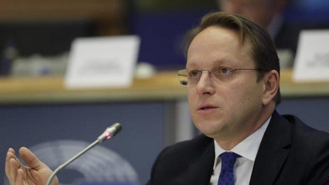 Varheji: Reforme u oblasti osnovnih prava uslov za brže pregovore o pristupanju EU 1