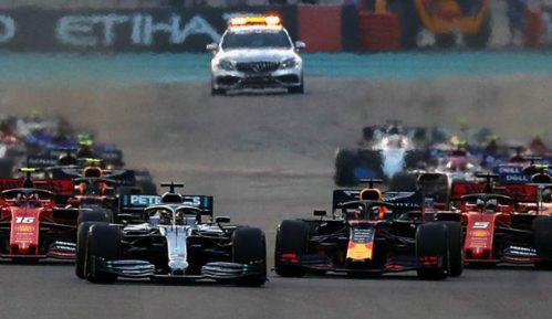 F1: Hamilton najbolji u Abu Dabiju 9
