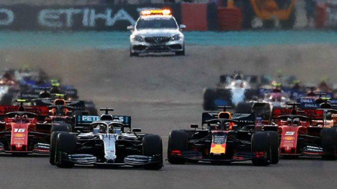 F1: Hamilton najbolji u Abu Dabiju 1