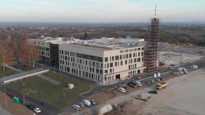 "Čanak: Zgrada RTV kao Mirovićevo ""Potemkinovo selo"" 4"