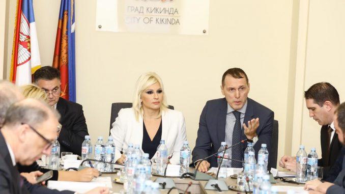 Mihajlović: U 2020. ulaganja u infrastrukturu Severnobanatskog okruga 4,3 milijarde dinara 1