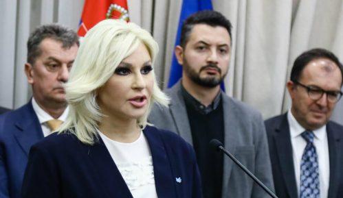 Mihajlovićeva najavila nastavak izgradnje autoputeva u 2020. godini 2
