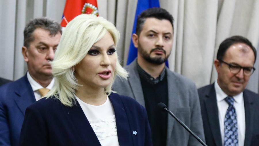 Mihajlovićeva najavila nastavak izgradnje autoputeva u 2020. godini 1