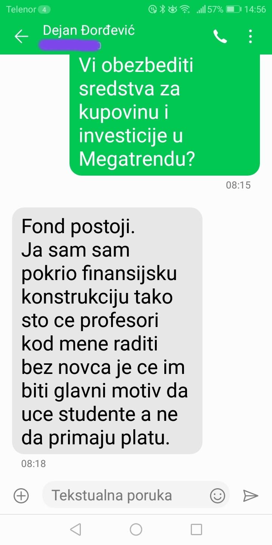Novinarka Danasa: Đorđević je odgovorio na pitanja, postoje dokazi (FOTO) 9