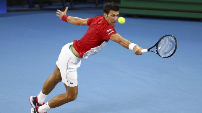 Đoković pobedio Nadala, Srbija izjednačila u finalu ATP kupa 2