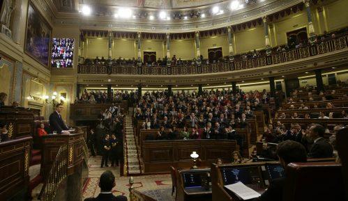 Španski poslanici danas o predlogu o formiranju koalicione vlade 7