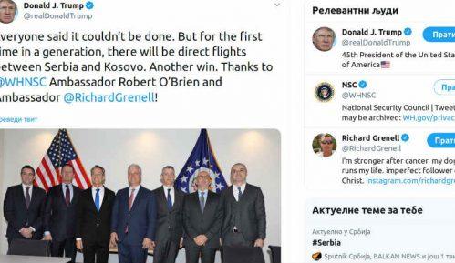 """Uveliko se pregovara o Kosovu """"iza kulisa"""" 4"""