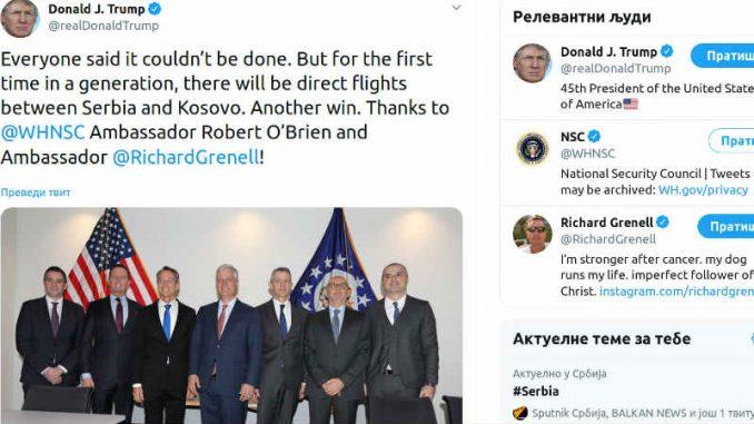 """Uveliko se pregovara o Kosovu """"iza kulisa"""" 3"""