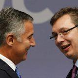 Đukanović i Vučić neće ugroziti jedan drugog 5