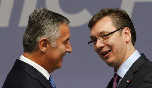 Vučić o susretu sa Đukanovićem: Nismo se složili ni oko čega, nastavićemo razgovore 8