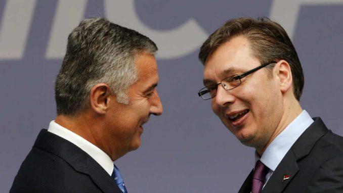 Đukanović i Vučić neće ugroziti jedan drugog 4