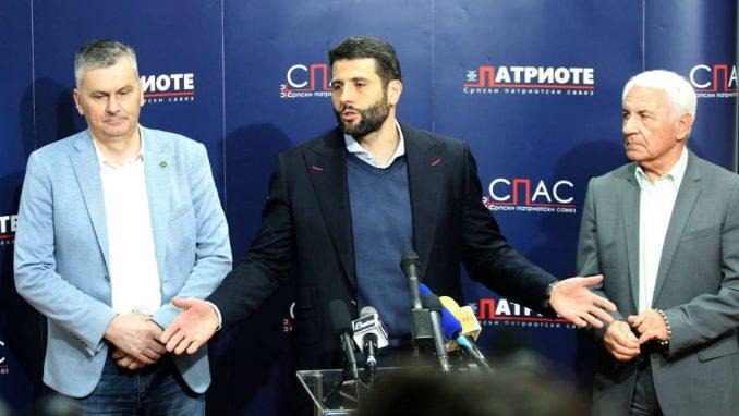 Vlast i opozicija oprečno o izbornom pragu 1