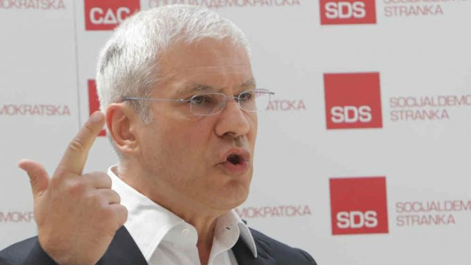 Tadić: Niko neće izbeći podvlačenje crte, pa ni Vučić 1