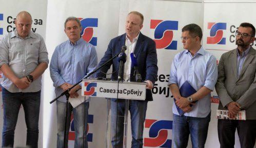 Đilas: Savez za Srbiju ostaje pri bojkotu 12