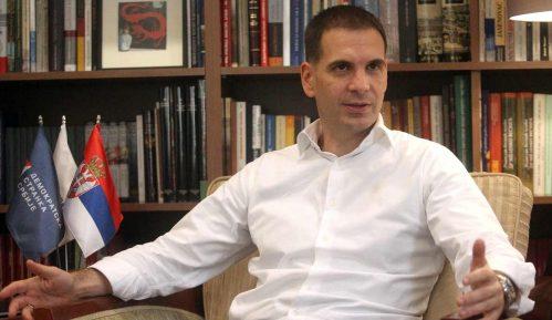 Jovanović: Za DSS razgraničenje Kosova je apsolutno neprihvatljivo 15