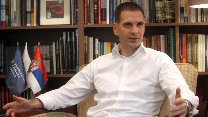 Jovanović (DSS): Stati na put Đukanovićevoj agenturi u Srbiji 2