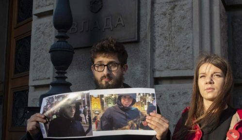 """Protesti ne smeju stati jer donose promene"" 3"
