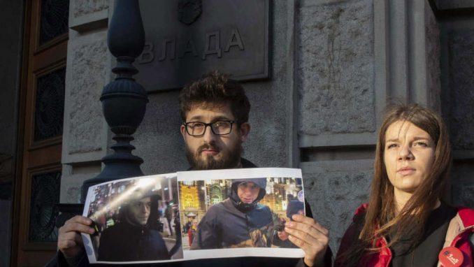 """Protesti ne smeju stati jer donose promene"" 1"