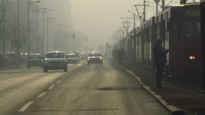 Beograd je danas bio prvi na svetu po zagađenosti vazduha 4