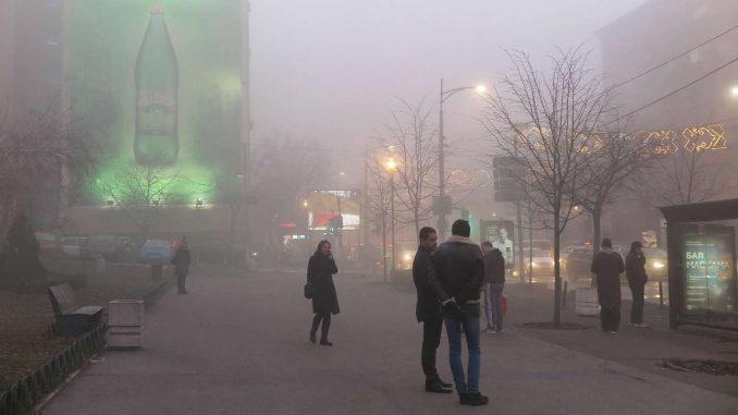 Građanski front: Krivične prijave protiv Trivana zbog zagađenja vazduha 2