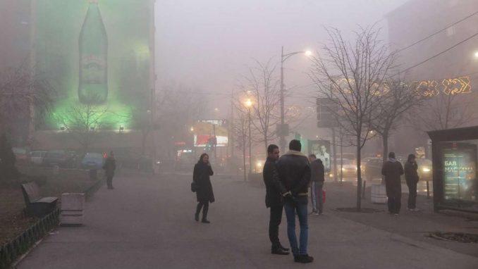 Građanski front: Krivične prijave protiv Trivana zbog zagađenja vazduha 1