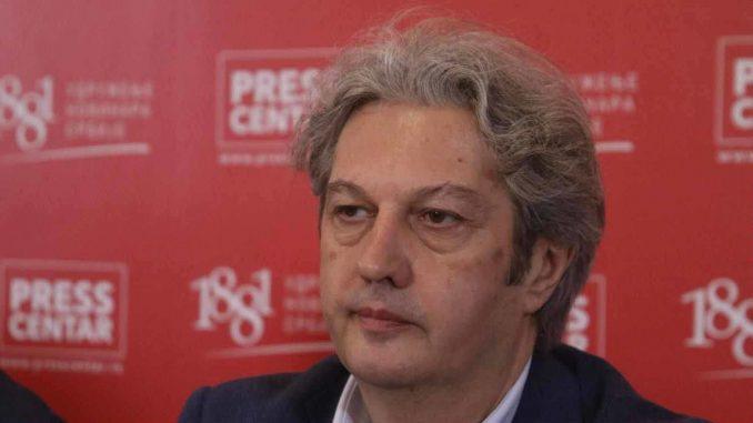 Marić se izvinio novinarki RTS 4