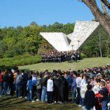 """Dan sećanja na žrtve Holokausta u Muzeju """"21. oktobar"""" u Šumaricama 6"""
