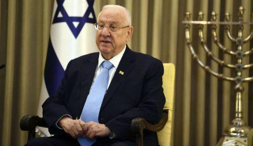 Predsednik Izraela odlučio da lider opozicije Lapid bude mandatar 14
