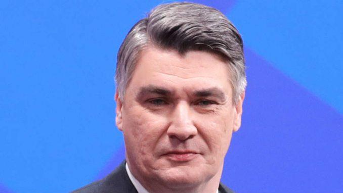 Zoran Milanović sutra preuzima funkciju predsednika Hrvatske 3