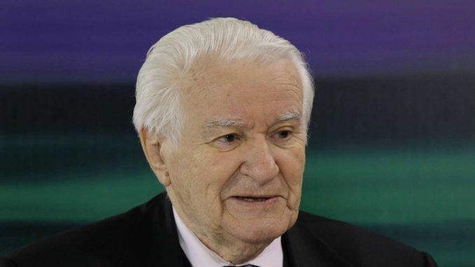 Dragoljub Mićunović: Idealni pomiritelj 3