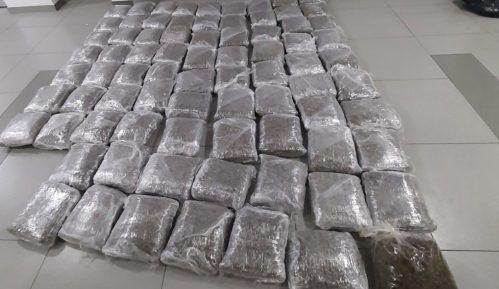 MUP: Skladištenje droge sa Jovanjice i merenje prisustva THC urađeno u skladu sa zakonom 4