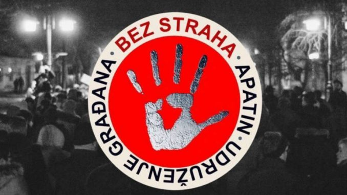 "UG ""Bez straha"" za bojkot izbora 4"