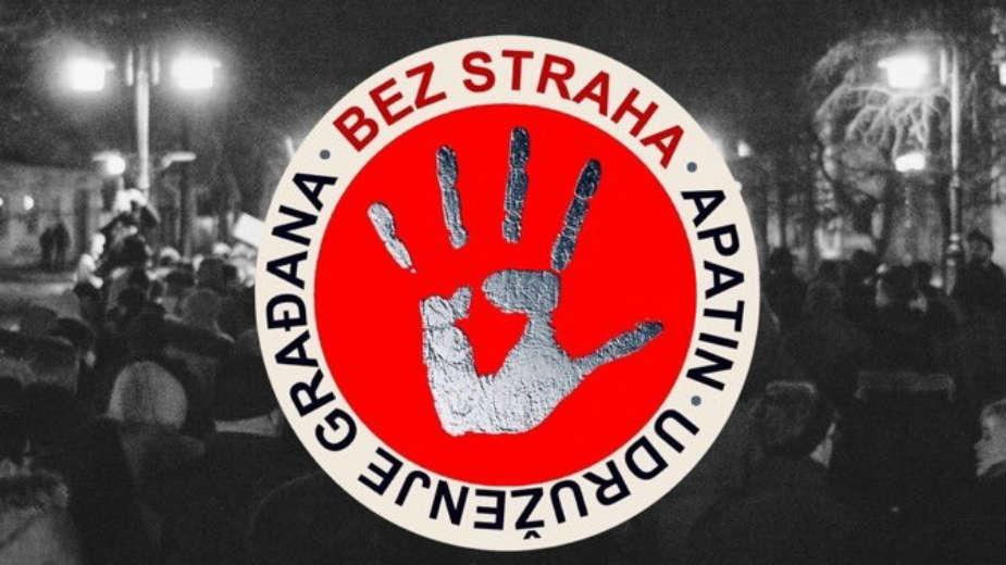 "UG ""Bez straha"" za bojkot izbora 1"