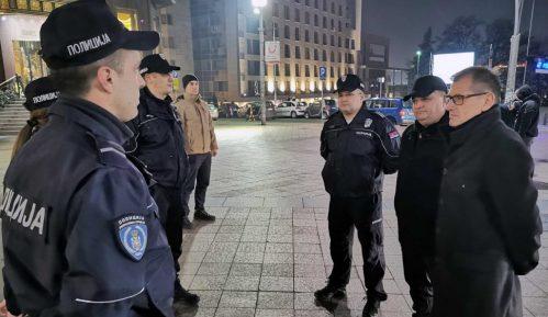 Direktor policije: Proslava dočeka protiče bez problema, očekujemo da tako i ostane 14