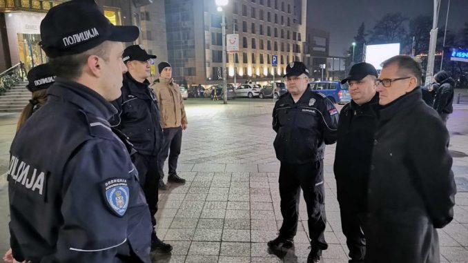 Direktor policije: Proslava dočeka protiče bez problema, očekujemo da tako i ostane 2