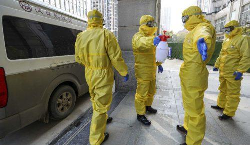 Korona virus premašio SARS po broju zaraženih 2