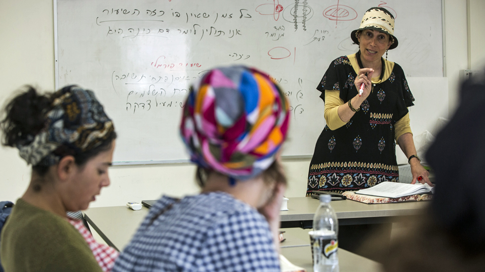 Šani Taragin, 45, je predavač na temu zdravlja žena i jevrejskog prava na Ženskom institutu Matan za studije Tore u Raanani