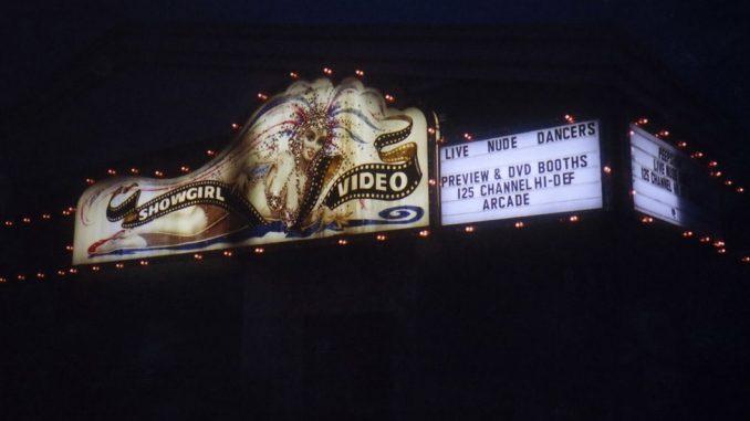 Šougrl video:: Poslednji striptiz pip-šou u Las Vegasu 4