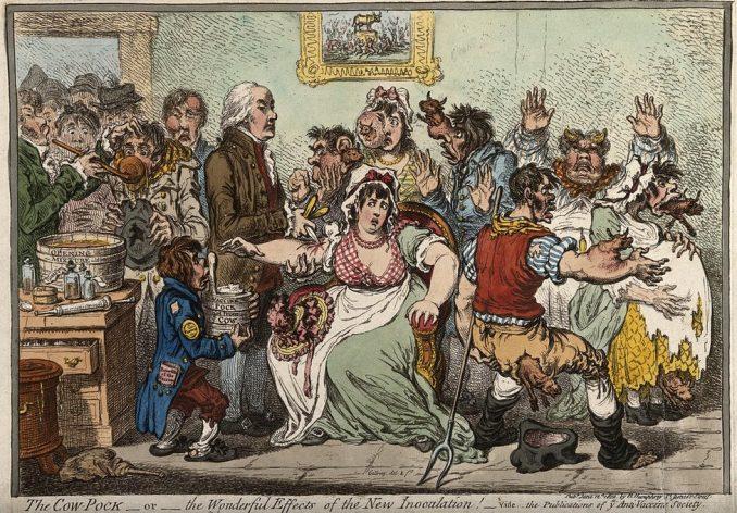 Vakcine i antivakcinaški pokret: Borba koja traje više od sto godina 1