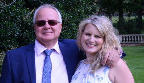"""Bolesna ćerka i tata heroj: """"Otac mi je dao bubreg i spasao mi život"""" 1"""